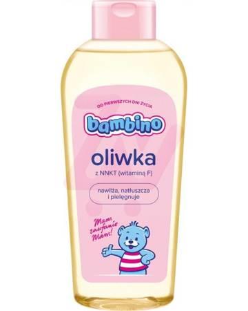 Bambino Oliwka z witaminą F 300 ml