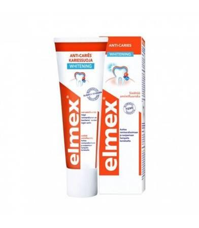 Elmex Anti-Cariës Whitening pasta do zębów 75 ml