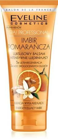 Eveline Salon De La France Imbir&Pomarańcza Balsam do ciała ujędrniający 200ml